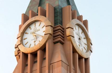 [鐘錶冷知識]為何地標、建築物或廣場上的大型時鐘都不設秒針