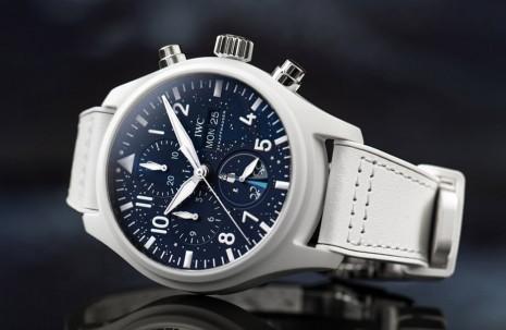 IWC為SpaceX Inspiration 4任務打造專屬飛行員計時碼錶 未來將進行拍賣籌募善款