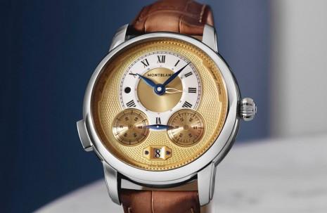 紀念計時裝置發明200週年 萬寶龍推出明星傳承系列限量錶向傳奇製錶師致敬