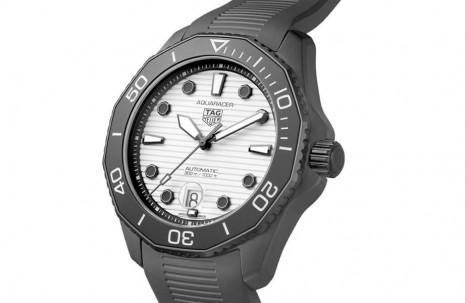 泰格豪雅新款Aquaracer潛水錶有1980年代007電影龐德御用錶的影子