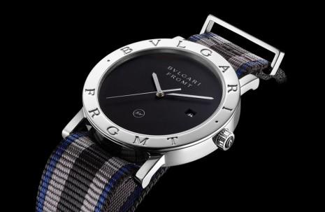 寶格麗與日本潮流教父藤原浩的聯名錶新改款於全球限量發售
