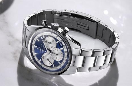 真力時在力洛克錶廠內開設專賣店 獨賣款Chronomaster Original計時碼錶現身