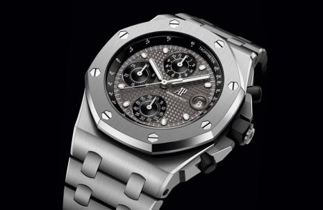 AP將4400系機芯導入ROO復刻計時碼錶並有精鋼、鈦金屬與玫瑰金等多種款式