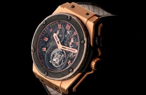 一個特殊理由讓這支HUBLOT宇舶錶價值超過1000萬美金