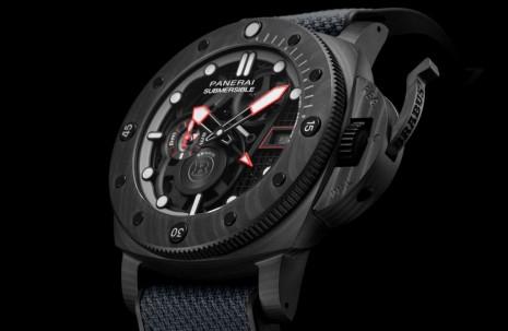 沛納海與賓士御用改裝廠BRABUS合力開發聯名潛水錶