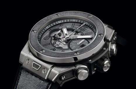 宇舶以巴黎工業風為靈感打造全新BERLUTI大爆炸聯名錶