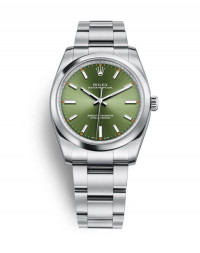 ROLEX 勞力士 OYSTER PERPETUAL 系列114200-0021
