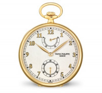 PATEK PHILIPPE 百達翡麗 懷錶 系列972/1J-010