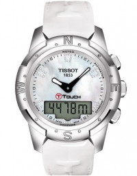 TISSOT 天梭 TOUCH COLLECTION 系列T047.220.46.116.00