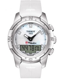 TISSOT 天梭 TOUCH COLLECTION 系列T047.220.47.111.00