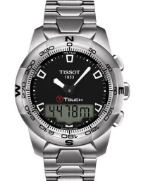 TISSOT 天梭 TOUCH COLLECTION 系列T047.420.11.051.00