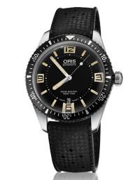 ORIS 豪利時 DIVING 潛水 系列733 7707 4064 4 20 18