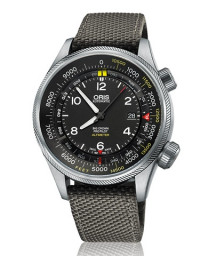 ORIS 豪利時 AVIATION 飛行 系列733 7705 4134 5 23 17 FC