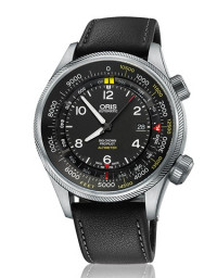 ORIS 豪利時 AVIATION 飛行 系列733 7705 4134 5 23 19 FC