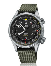 ORIS 豪利時 AVIATION 飛行 系列733 7705 4164 5 23 14 FC