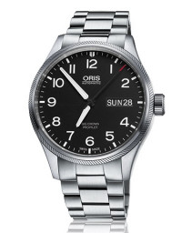 ORIS 豪利時 AVIATION 飛行 系列752 7698 4164 8 22 19