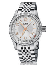ORIS 豪利時 AVIATION 飛行 系列754 7679 4031 8 20 30