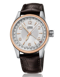 ORIS 豪利時 AVIATION 飛行 系列754 7679 4331 5 20 77 FC