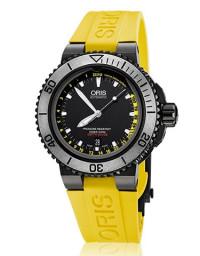 ORIS 豪利時 DIVING 潛水 系列733 7675 4754 4 26 34 BEB RS