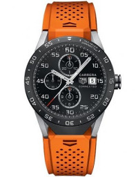 TAG HEUER 豪雅 CONNECTED 智能腕錶 系列SAR8A80.FT6061
