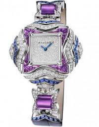 BVLGARI 寶格麗 高級珠寶腕錶 系列102244 MUW37D2GD1ASL