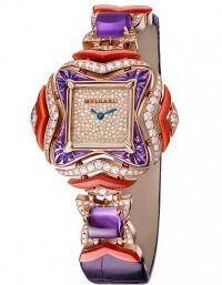 BVLGARI 寶格麗 高級珠寶腕錶 系列102453 MUP37D2GD1ACL