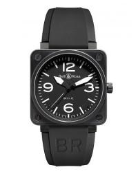 BELL & ROSS 柏萊士 BR 01 系列BR0192-BL-CA