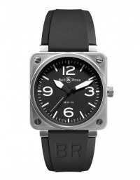 BELL & ROSS 柏萊士 BR 01 系列BR0192-BL-ST