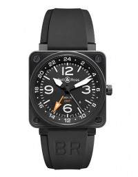 BELL & ROSS 柏萊士 BR 01 系列BR0193-GMT