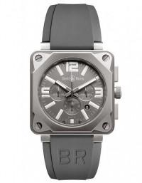BELL & ROSS 柏萊士 BR 01 系列BR0194-TI-PRO