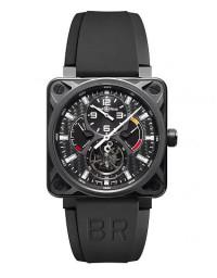 BELL & ROSS 柏萊士 BR 01 系列BR01-TOURBILLON