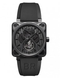 BELL & ROSS 柏萊士 BR 01 系列BR01-TOURB-PHANTOM