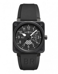 BELL & ROSS 柏萊士 BR 01 系列BR0196-ALTIMETER