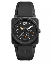 BELL & ROSS 柏萊士 BR 03 系列BR0351-GMT-CA