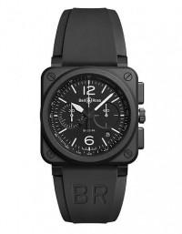 BELL & ROSS 柏萊士 BR 03 系列BR0394-BL-CE