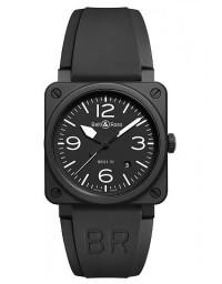 BELL & ROSS 柏萊士 BR 03 系列BR0392-BL-CE