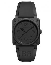 BELL & ROSS 柏萊士 BR 03 系列BR0392-PHANTOM-CE