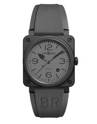 BELL & ROSS 柏萊士 BR 03 系列BR0392-COMMANDO-CE