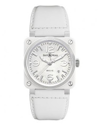 BELL & ROSS 柏萊士 BR 03 系列BR0392-WH-C/SCA