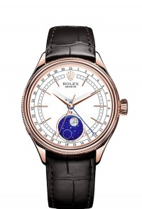 ROLEX 勞力士 CELLINI MOONPHASE 系列50535-0002