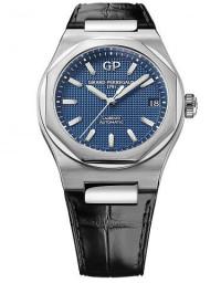 GIRARD-PERREGAUX 芝柏表 LAUREATO 系列81010-11-431-BB6A