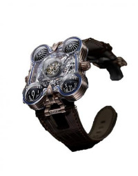 MB&F HORLOLOGICAL MACHINE 系列60.SRL.B