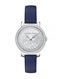 CHAUMET EXCEPTIONAL DIALS 系列W20120-05D