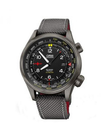 ORIS 豪利時 AVIATION 飛行 系列01 733 7705 4264 TS