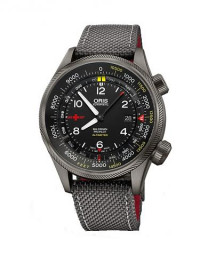 ORIS 豪利時 AVIATION 飛行 系列01 733 7705 4234 TS