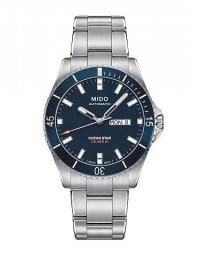 MIDO 美度錶 OCEAN STAR 系列M0264301104100