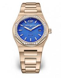 GIRARD-PERREGAUX 芝柏表 LAUREATO 系列80189D52A434-52A