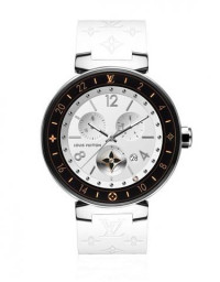 LOUIS VUITTON 路易威登 CONNECTED TAMBOUR 系列QAAA59