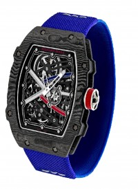 RICHARD MILLE MEN's COLLECTION 系列RM 67-02 Sébastien Ogier