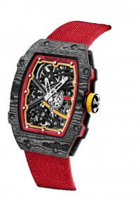 RICHARD MILLE MEN's COLLECTION 系列RM 67-02 Alexander Zverev